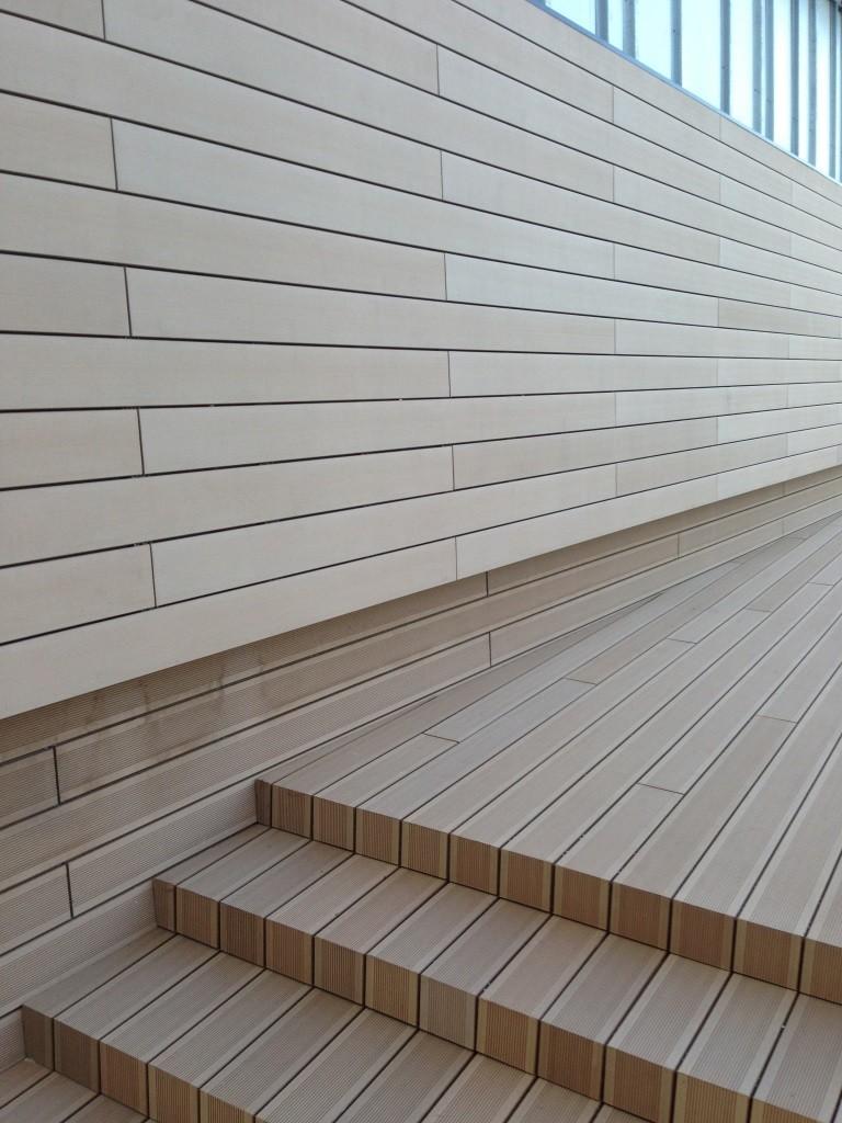 Bois ext rieur fa ades ventil decksystem - Madera para paredes ...